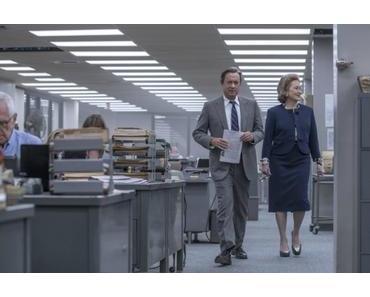 Spielberg schwärmt in DIE VERLEGERIN für Investigativ-Journalismus