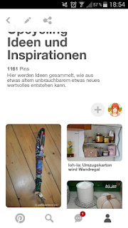 Upcycling Linkparty März 2018