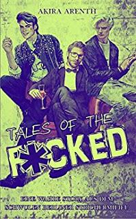 [Rezension] Akira Arenth - Tales of the f*cked