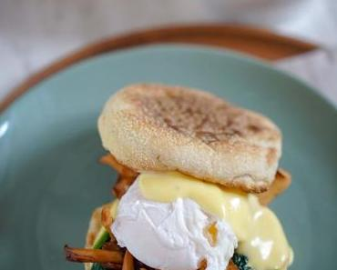 Eggs Benedict – Mal anders interpretiert
