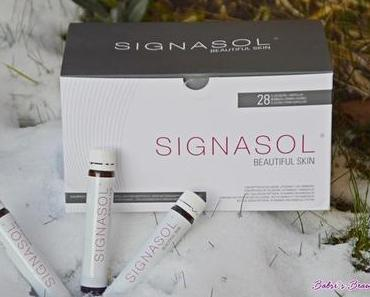 [Review] – SIGNASOL – der einzigartige Kollagen-Drink: