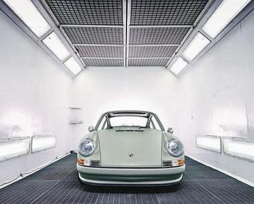Upcycling Deluxe: Elektroautos aus alten Porsche-Klassikern
