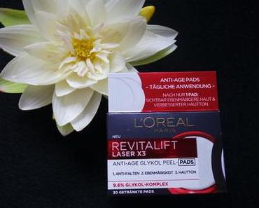 Revitalift Anti – Age Glykol Pads