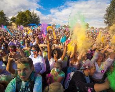 Holi Festival of Colours™ 2018 – Electric Tour – 19 Termine in Deutschland!