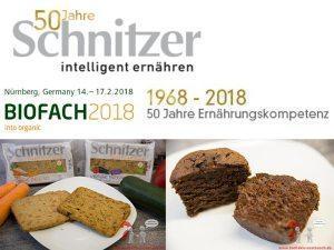 Schnitzer hat neue glutenfreie Veggie Brote, Schoko-Muffin und Baguette – Gewinnspiel