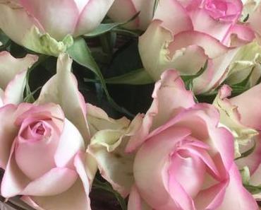 Friday-Flowerday – oder – Von Rosen und Ranunkeln