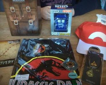 #Wootbox – Discovery – März 2018 #unboxing