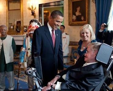 Nachruf: Stephen Hawking ist heute gestorben