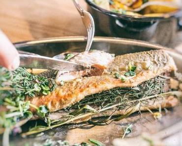 """Vorankündigung: Fischessen in der Westend Factory – """"Willis Karfreitag Fisch"""" - + + + am 30. März 2018 ++ frischer Fisch aus der Region ++ Sharing-Prinzip + + +"""