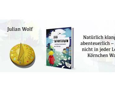 Ein Herz für Selfpublisher #23: Julian Wolf