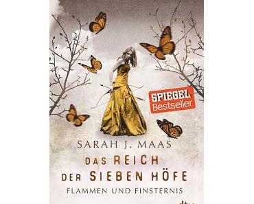 [Rezension] Das Reich der sieben Höfe, Bd. 2: Flammen und Finsternis - Sarah J. Maas