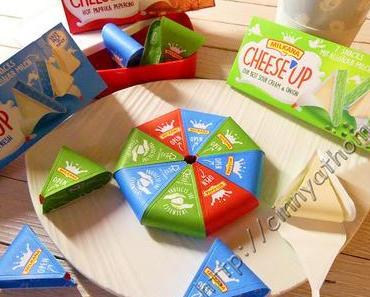 Kleine Ecken zum Snacken sind doch was feines #Milkana #Food #Brandnooz