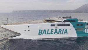 Bald auch Balearia Mallorca nach Ibiza