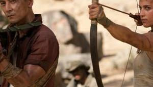 Alicia Vikander wird Lara Croft TOMB RAIDER