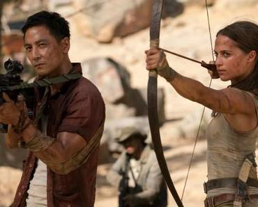 Alicia Vikander wird zu Lara Croft in TOMB RAIDER