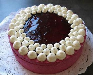 Johannisbeer-Mascarpone-Torte