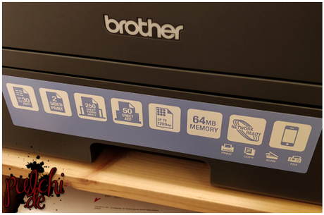 #0794 [Review] Brother MFC-L2710DN