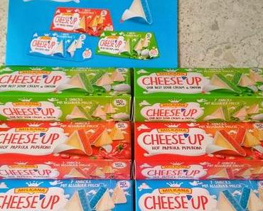 [Werbung] Milkana Cheese Up Käseecken