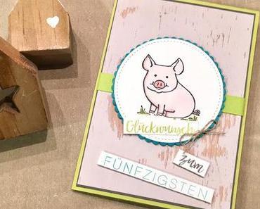 Noch einmal Schwein gehabt
