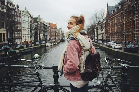 OOTD: One Day in Amsterdam