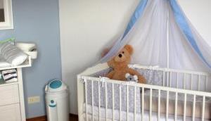 Interior: Kinderzimmer
