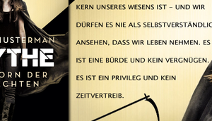 """""""Scythe Zorn Gerechten""""Ein würdiger besserer Nachfolger"""