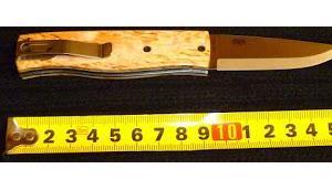 Messer scharf: Brisa Taschenmesser Finnland
