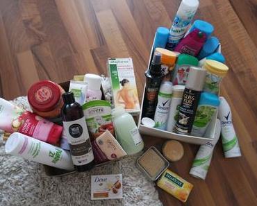 Naturkosmetik Aufbrauchen statt nachkaufen - Bestandsaufnahme - Body & Pflegeprodukte #1