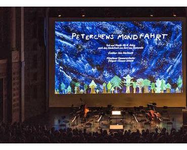 Unser FRÄNZCHEN: Das war das Kinderkonzert im Prinzregententheater