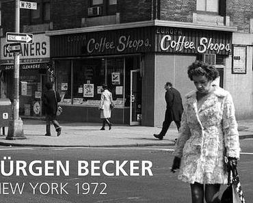 Jürgen Becker — New York 1972