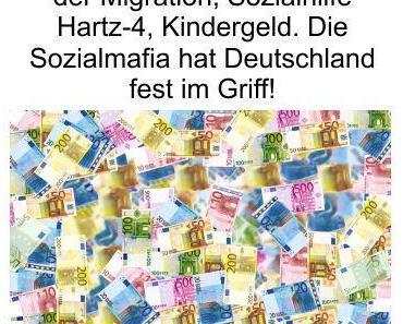 Inkompetente Politiker, ohne persönliche Haftung, verschleudern sinnlos Steuergelder, lassen das Sozialsystem ausbluten und zerstören Deutschland