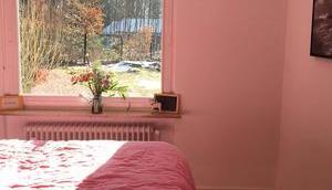 Schlafzimmer Naturholzboden