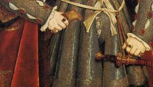 Heinrich VIII. aus? (Nicht denkst!)