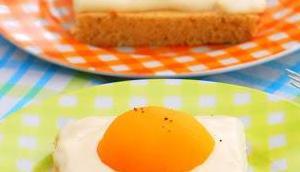 Kein Ostern ohne...Spiegeleikuchen! [Reloaded]