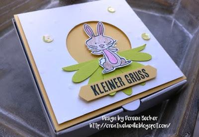 Stampin UP Blog Hop Ostern :)