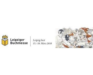 [Bericht + Neuzugänge] Leipziger Buchmesse 2018