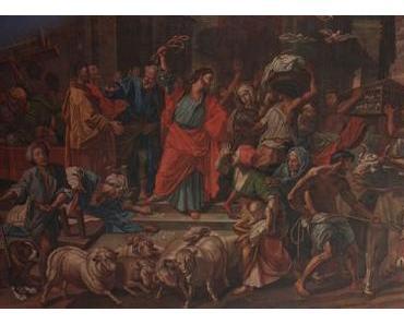 Bibeltexte für die Passionswoche bzw. Karwoche – Montag (Karmontag)