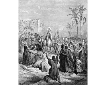 Bibeltexte für die Passionswoche bzw. Karwoche – Palmsonntag