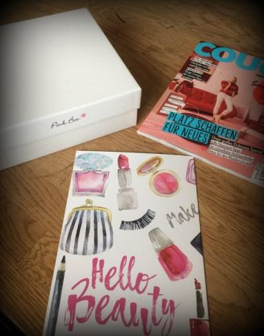 #Pink Box -Design your Box #unboxing