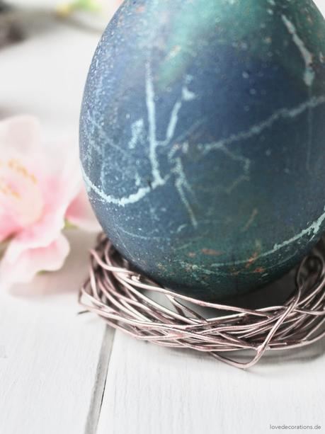 DIY Easter Egg Cup made of Wire | DIY Oster-Eierbecher aus Draht