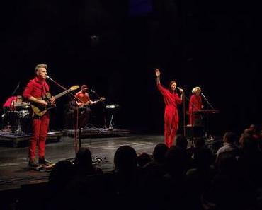 Fotos: So war es am 27. März bei Kat Frankie auf der Volksbühne in Berlin