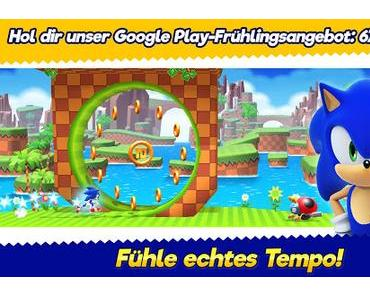 Sonic Runners Adventure – Fast Action Platformer, Digits und 10 weitere App-Deals (Ersparnis: 16,92 EUR)