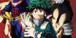 3. Staffel von My Hero Academia erscheint bei Anime on Demand