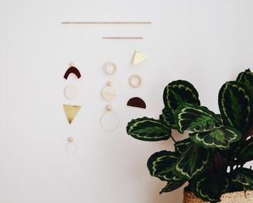 Upcycling: DIY Wandbehang selber machen