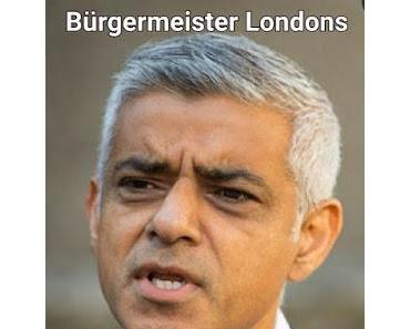 "Amtsmissbrauch: Londons Bürgermeister verunglimpft das Sachargument einer Bürgerrechtlerin als ""Hass-Sprache"""