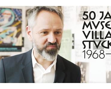 50 Jahre Museum Villa Stuck: Michael Buhrs im Interview