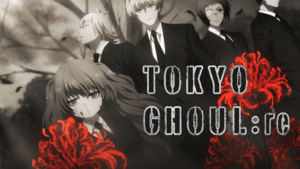 Tokyo Ghoul:re ab sofort bei Anime on Demand