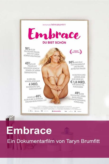 embrace filmposter
