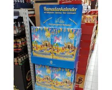 Weihnachtsmänner ade, Ramadankalender juche...