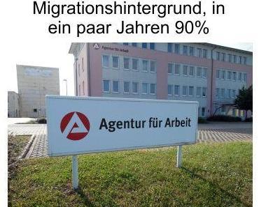 Heute haben über die Hälfte der Hartz-4 Bezieher einen Migrationshintergrung, in ein paar Jahren sind es 90 Prozent. Deutschland auf dem Weg zur Einheitssozialleistung und Einheitsrente